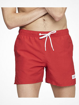 Frank Dandy Breeze Long Swimshorts  Red