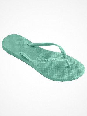 Tofflor - Havaianas Slim Turquoise