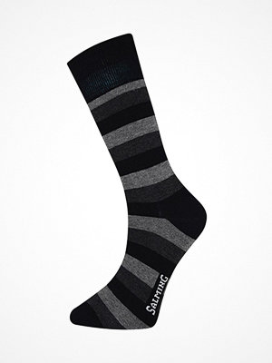 Salming Ramp Sock Greystriped