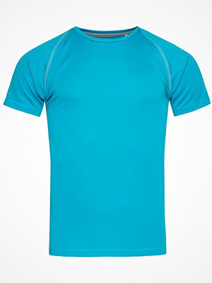 Stedman Active 140 Men Team Raglan Blue