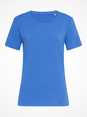 Stedman Claire Relaxed Women Crew Neck Blue