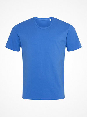 Stedman Clive Relaxed Men Crew Neck Blue