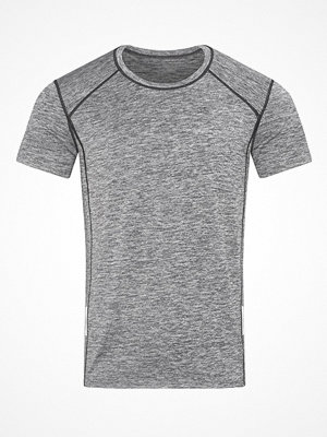 Stedman Recycled Men Sports-R Reflect Grey