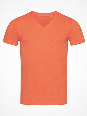 Stedman Luke Men V-Neck Orange