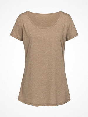 Stedman Daisy Oversized Women Crew Neck Light brown