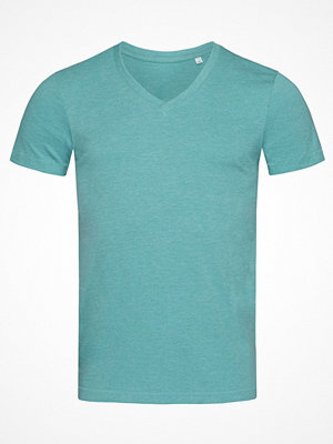 Stedman Luke Men V-Neck Green