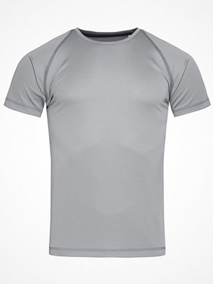 Stedman Active 140 Men Team Raglan Grey