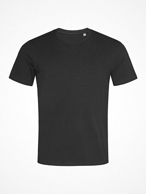 Stedman Clive Relaxed Men Crew Neck Black