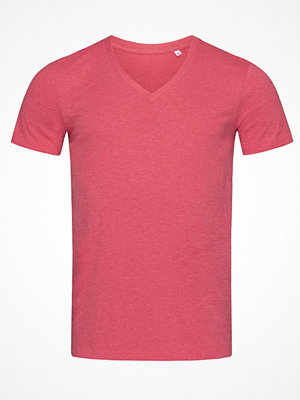 Stedman Luke Men V-Neck Darkpink
