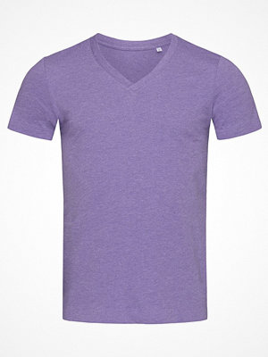 Stedman Luke Men V-Neck Lilac