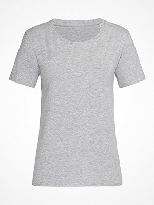 Stedman Claire Relaxed Women Crew Neck Greymarl