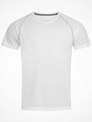 Stedman Active 140 Men Team Raglan White