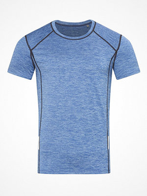 Stedman Recycled Men Sports-R Reflect Blue