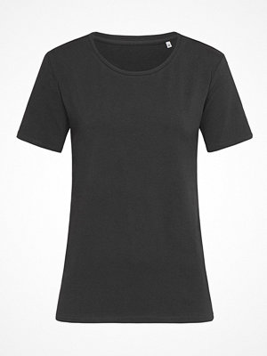 Stedman Claire Relaxed Women Crew Neck Black