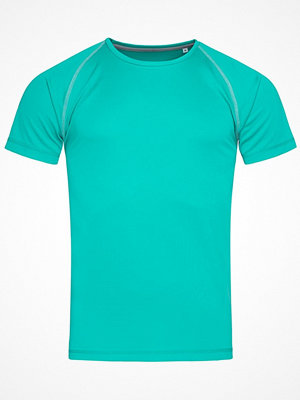 Stedman Active 140 Men Team Raglan Green