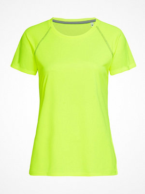 Stedman Active 140 Women Team Raglan Yellow