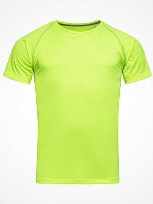 Pyjamas & myskläder - Stedman Active 140 Men Team Raglan Yellow