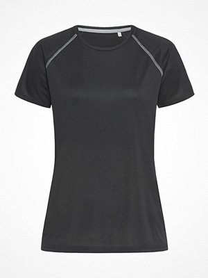 Stedman Active 140 Women Team Raglan Black