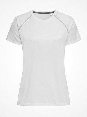 Stedman Active 140 Women Team Raglan White