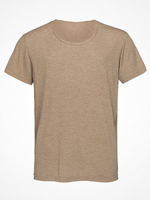 Stedman David Oversized Men Crew Neck Light brown