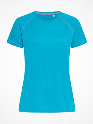 Stedman Active 140 Women Team Raglan Blue