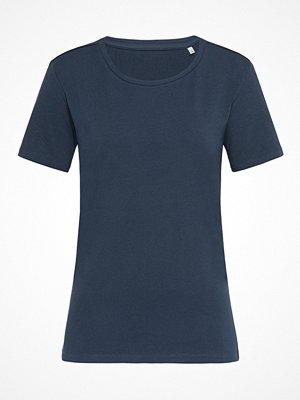 Stedman Claire Relaxed Women Crew Neck Navy-2
