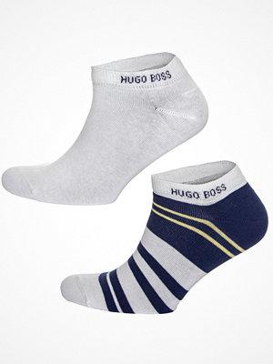 Strumpor - Hugo Boss 2-pack BOSS AS Logo Socks White