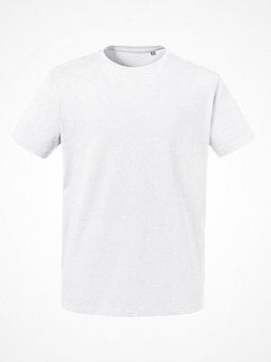 Russell Pure Organic Men Heavy Tee T-shirt White