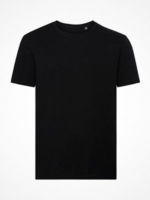 Russell Pure Organic Authentic Men T-shirt Black