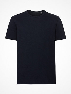 Russell Pure Organic Authentic Men T-shirt Navy-2