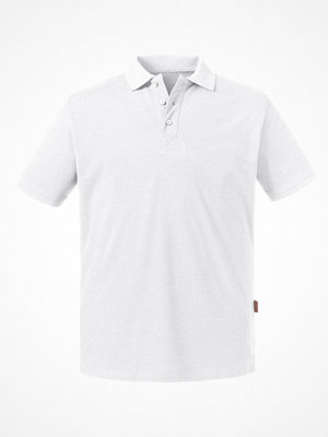 Russell Pure Organic Men Polo White