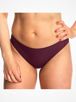 Bikini - Calvin Klein Core Solid Classic Bikini Brief Wine red