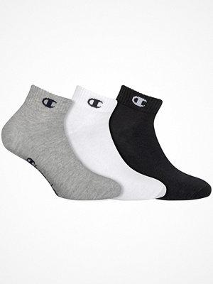 Strumpor - Champion Underwear 3-pack Champion High Performance Socks Black/White
