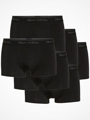 Marc O'Polo 6-pack Marc O Polo Cotton Trunks Black