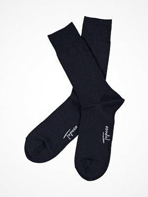 Topeco Men Wool Socks Navy-2