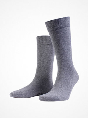 Amanda Christensen 3-pack True Combed Cotton Sock Grey