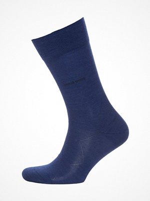 Strumpor - Hugo Boss BOSS John RS Wool Sock Darkblue