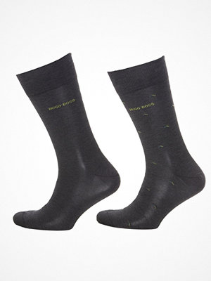 Hugo Boss 2-pack BOSS Minipattern socks Darkgrey