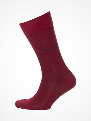 Strumpor - Hugo Boss BOSS John RS Wool Sock Red