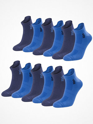 Strumpor - Pierre Robert 12-pack Men Low Cut Socks  Multi-colour