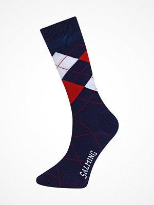 Strumpor - Salming Murjek Sock Blue/Red