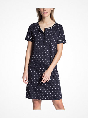 Calida Night Lovers Sleepshirt Darkblue