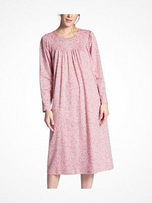 Nattlinnen - Calida Soft Cotton Nightshirt 33000 Pink Pattern