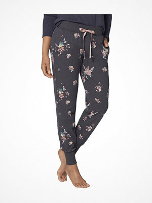 Triumph Lounge Me Cotton Mix and Match Trousers Blue/Grey