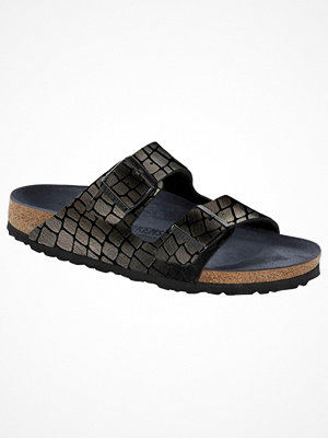 Tofflor - Birkenstock Arizona Micro Fibre Black