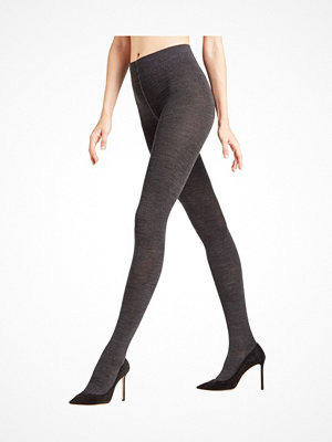 Strumpbyxor - Falke Women Softmerino Tights Anthracite