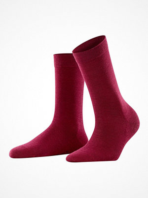 Strumpor - Falke Women Softmerino Red