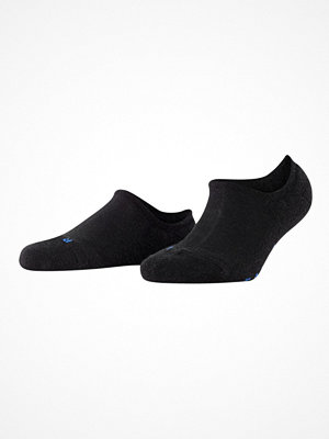 Falke Women Keep Warm No Show Socks Black