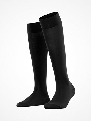 Falke Women Cotton Touch Knee High Black