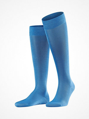 Strumpor - Falke Tiago Knee-high Blue